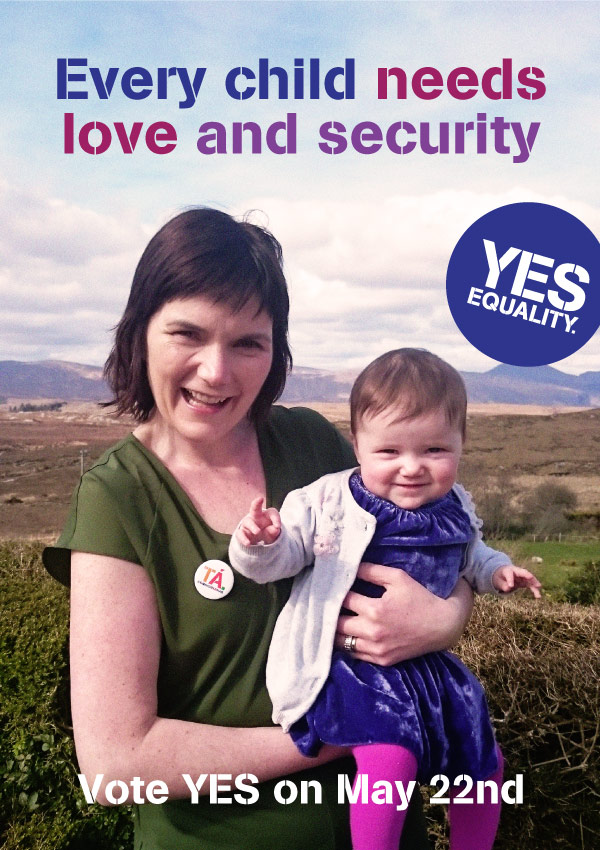 Every child needs love and security